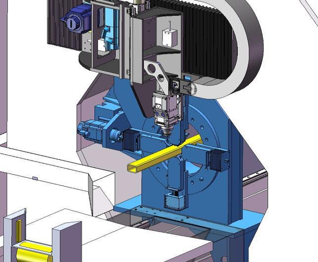 схема механизма центрирования