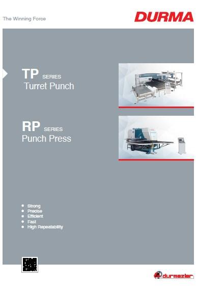 Каталог серии TP и RP